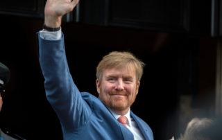 Zijne Majesteit de Koning opent het Cultuur Historisch Centrum De Tiid in Bolsward   Heijmerink & Wagemakers